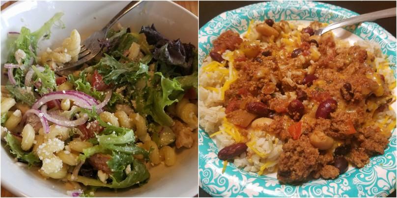 RTD Aug 10th food
